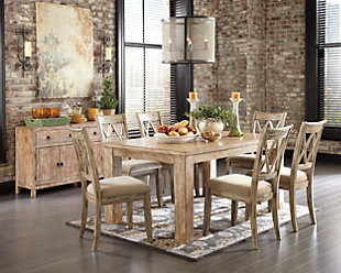 Mestler Dining Room Chair, , large