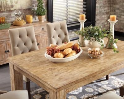 Mestler Dining Room Table Ashley Furniture HomeStore