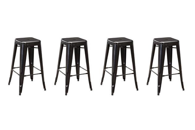 Pinnadel Counter Height Bar Stool Ashley Furniture Homestore