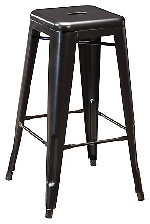Pinnadel Bar Height Bar Stool, , large