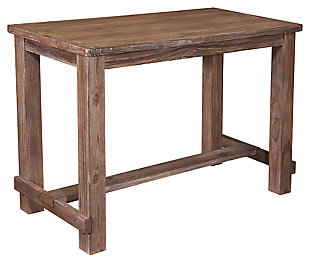 Pinnadel Dining Room Bar Table, , large