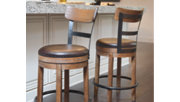 Pinnadel Counter Height Bar Stool, , rollover