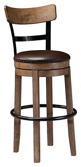Pinnadel Pub Height Bar Stool, , large