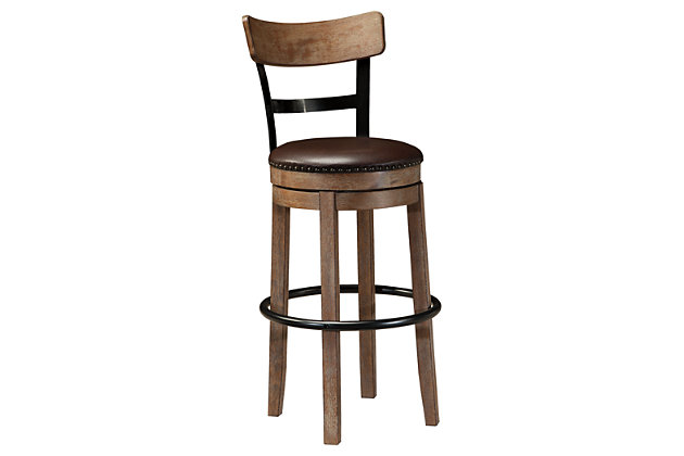 pinnadel pub height bar stool pinnadel pub height bar stool is rated 4