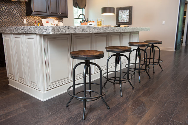 Pinnadel Counter Height Bar Stool, , large