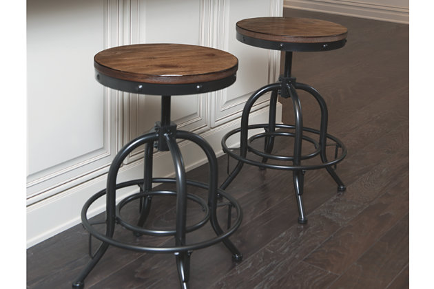 Counter Height Vs Bar Stool : pinnadel counter height bar stool pinnadel counter height bar stool is ...