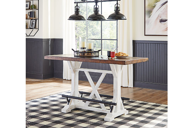 Valebeck Counter Height Dining Table, , large