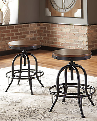 Valebeck Counter Height Bar Stool, , rollover