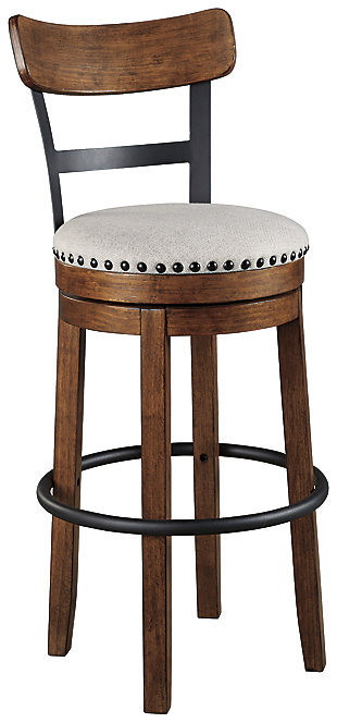 Valebeck Bar Height Bar Stool, , large