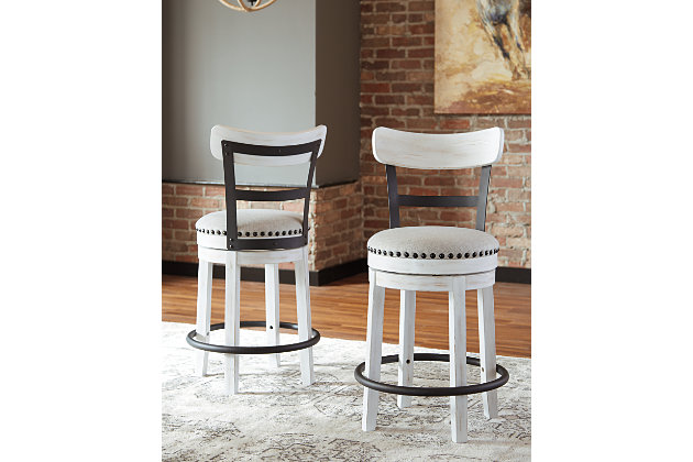 Brilliant Valebeck Counter Height Bar Stool Ashley Furniture Homestore Gmtry Best Dining Table And Chair Ideas Images Gmtryco
