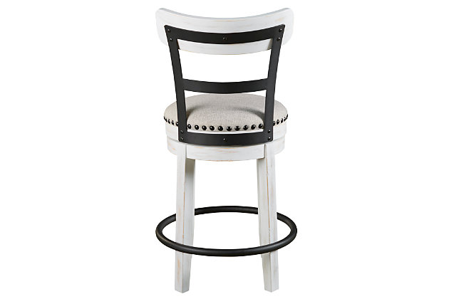 Superb Valebeck Counter Height Bar Stool Ashley Furniture Homestore Gmtry Best Dining Table And Chair Ideas Images Gmtryco