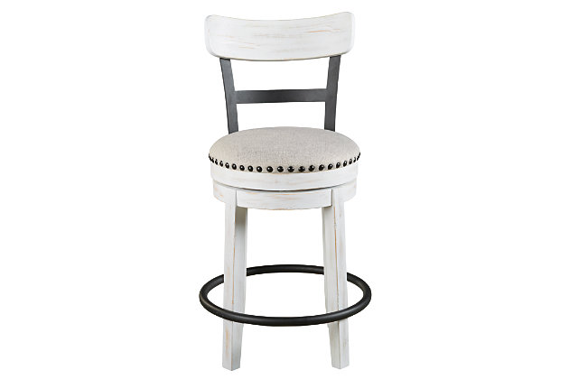 Pleasing Valebeck Counter Height Bar Stool Ashley Furniture Homestore Gmtry Best Dining Table And Chair Ideas Images Gmtryco