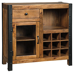 Glosco Wine Cabinet Large