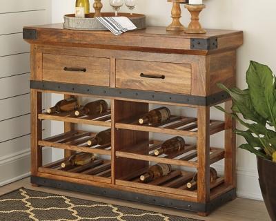 Glosco Wine Cabinet, , large