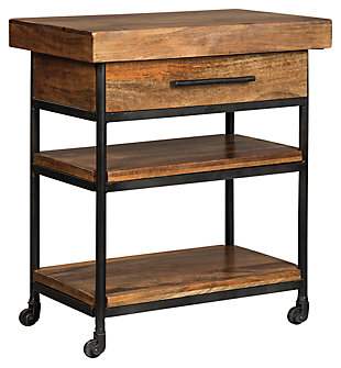 Glosco Serving Cart Large