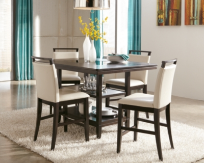 Trishelle Counter Height Dining Room Table Ashley Furniture