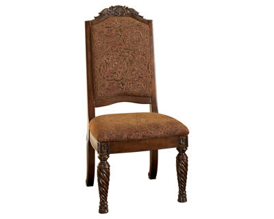 North Shore Dining UPH Side Chair 2 CN