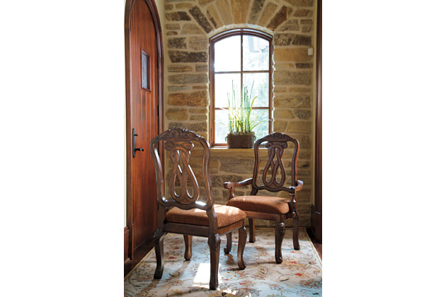 North Shore Dining Room Chair Ashley Furniture Home Store