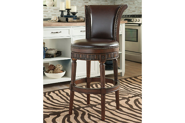 North Shore Bar Height Bar Stool, , large