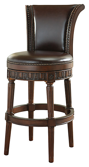 North Shore Pub Height Bar Stool, , large