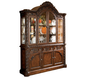 North shore dining room server ashley furniture home store - Ashley furniture pheasant run bedroom set ...