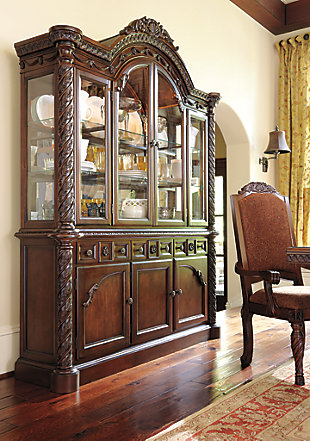 north shore buffet and china - Dining Room Hutch And Buffet