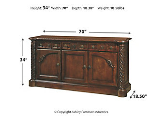 North Shore Dining Room Buffet, , large