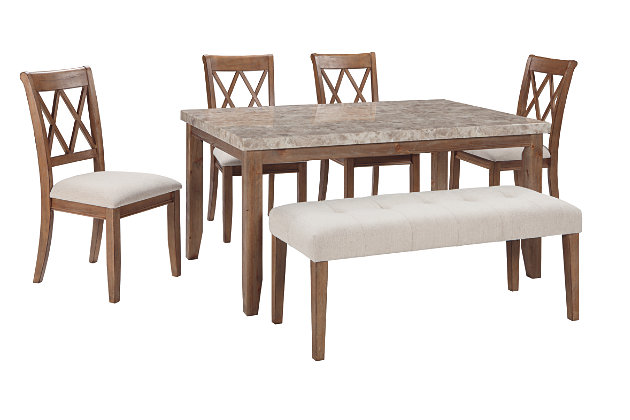 narvilla dining room table | ashley furniture homestore