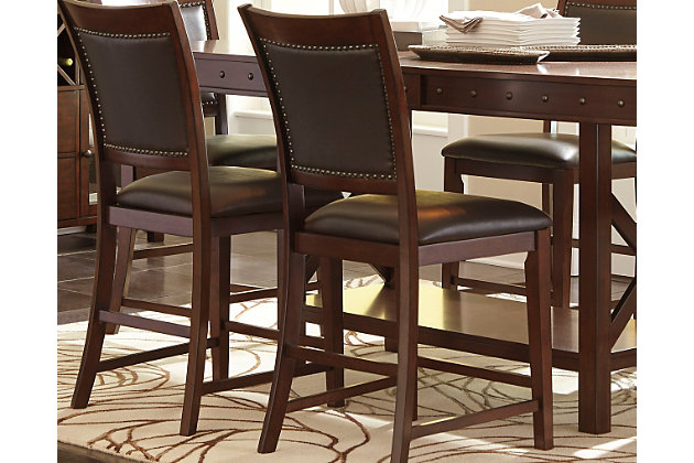 home collenburg counter height bar stool dining room decorating idea with this item