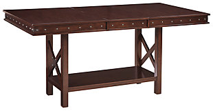 Collenburg Counter Height Dining Extension Table, , large