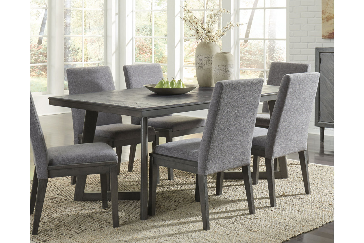 Besteneer Dining Room Table | Ashley Furniture HomeStore