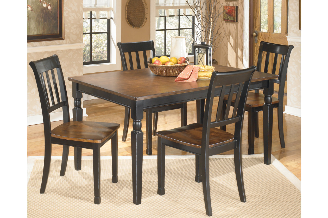 owingsville dining room table | ashley furniture homestore