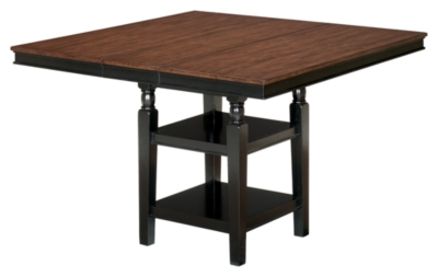Owingsville Counter Height Dining Room Table Ashley Furniture