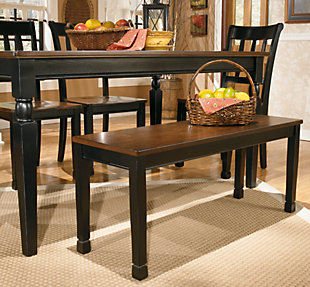 Owingsville Dining Room Bench, , large