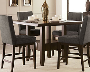Chanella Counter Height Dining Room Table Base, , rollover