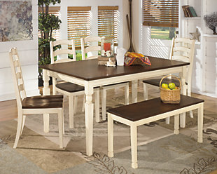 Whitesburg 6-Piece Dining Room, , rollover