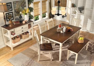 Whitesburg Dining Room Server Ashley Furniture HomeStore