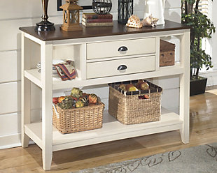 Buffet Tables Sideboards Ashley Furniture Homestore