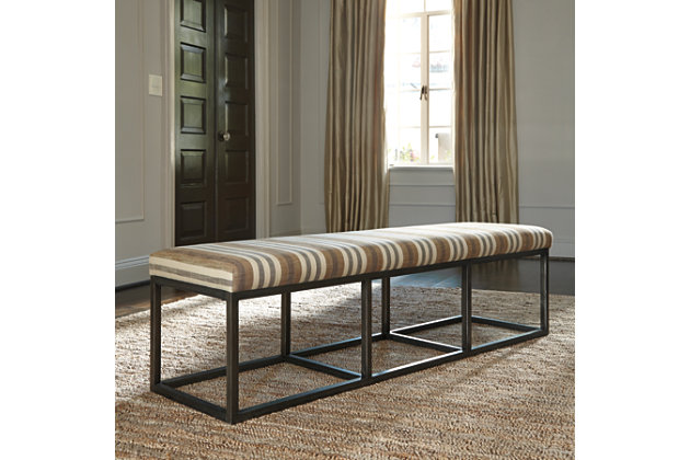 ashley furniture dining bench image