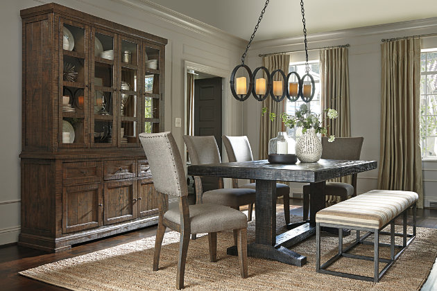 Dining Room Pictures strumfeld dining room chair | ashley furniture homestore