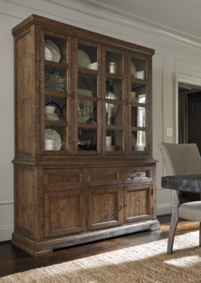 Ashley furniture china cabinet