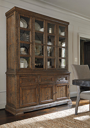 strumfeld buffet and china - Dining Room Server Furniture