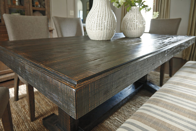 rustic dining room tables. Strumfeld Dining Room Table, , Large Rustic Tables