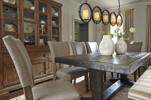 Dining Room Tables strumfeld dining room chair | ashley furniture homestore