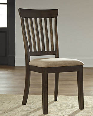 Dining Room Chair Amusing Dining Room Chairs  Ashley Furniture Homestore 2017
