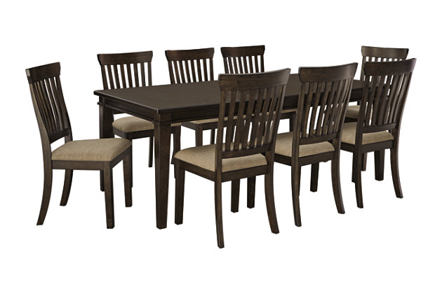 Alexee Dining Room Table  Ashley Furniture HomeStore