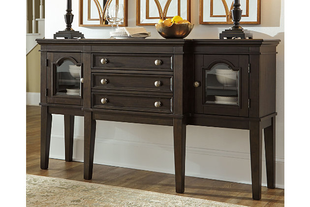 Alexee Dining Room Server | Ashley Furniture HomeStore