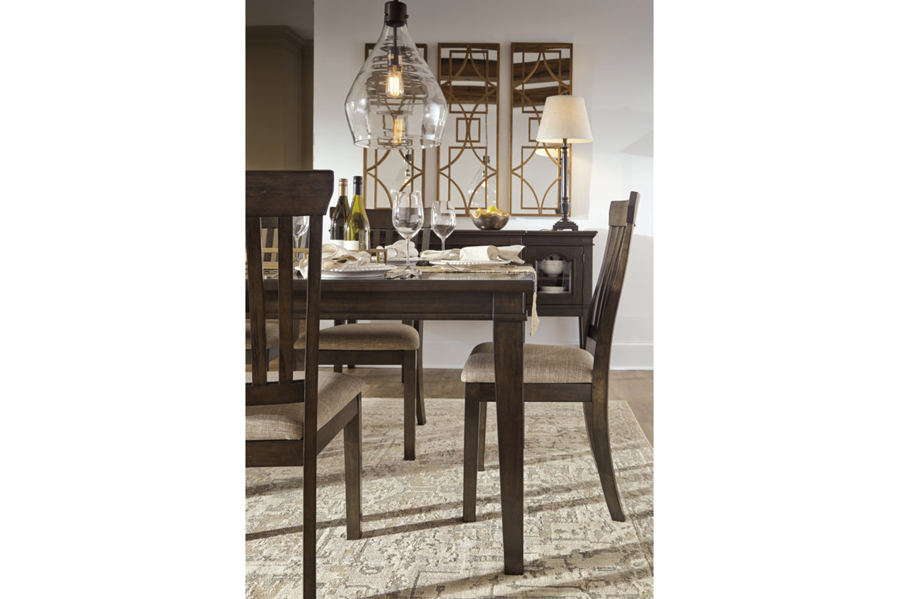 Alexee Dining Room Extension Table Ashley Furniture Homestore