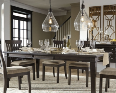 Alexee Dining Room Extension Table Large