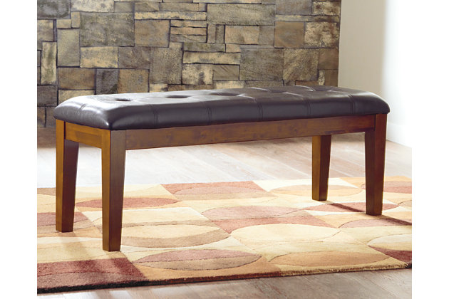 Ralene Dining Room Bench By Ashley HomeStore Brown